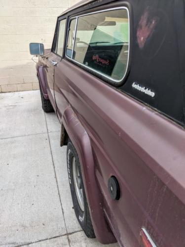 1982 Jeep Cherokee SJ SFG009