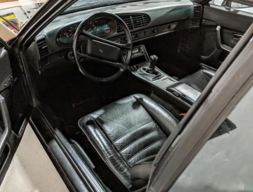 1986 Porsche 944 Turbo Glass Out Repaint