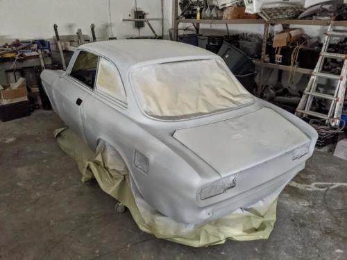 1971 Alfa Romeo GTV Custom
