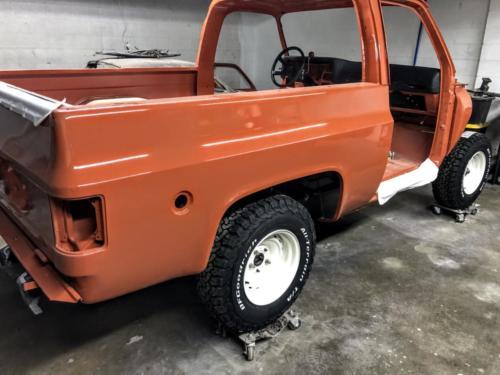 1977 Chevrolet K5 Blazer Custom SFG003